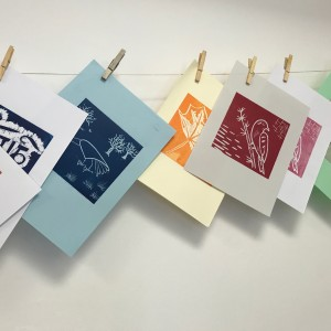 Introduction to Lino at ColorCraft, Saffron Walden